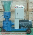 Electric pellet mill MKFD260B