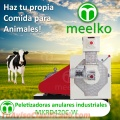 Peletizadora anulares industrial MKRD420C-W
