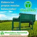 Mezclador horizontal MKMH250B