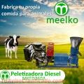 Peletizadora diesel MKFD260A