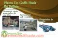 Planta de Coffe Husk en pellets