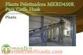 Planta Peletizadora MKRD450R Para Cascarilla De Café