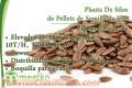 Planta De Silos de Pellets de Semilla de lino