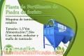 Planta de Fertilizante de Piedra de fosfato