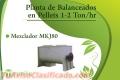 Meelko Planta de Balanceados en Pellets 1-2 Ton/hr