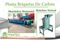 Meelko Planta Briquetas De Carbón