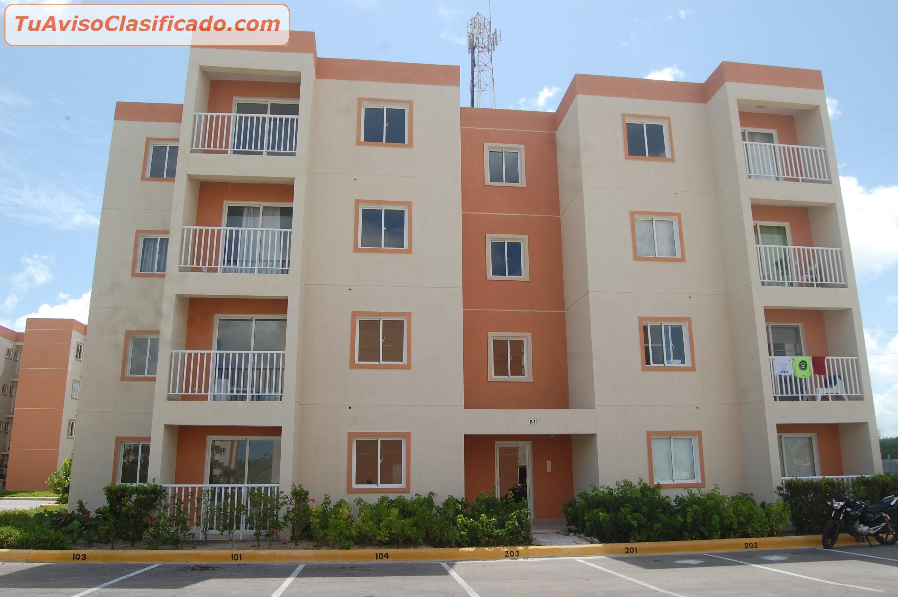 Apartamentos en alquiler en veron punta cana inmuebles y propied - Apartamentos alicante alquiler ...