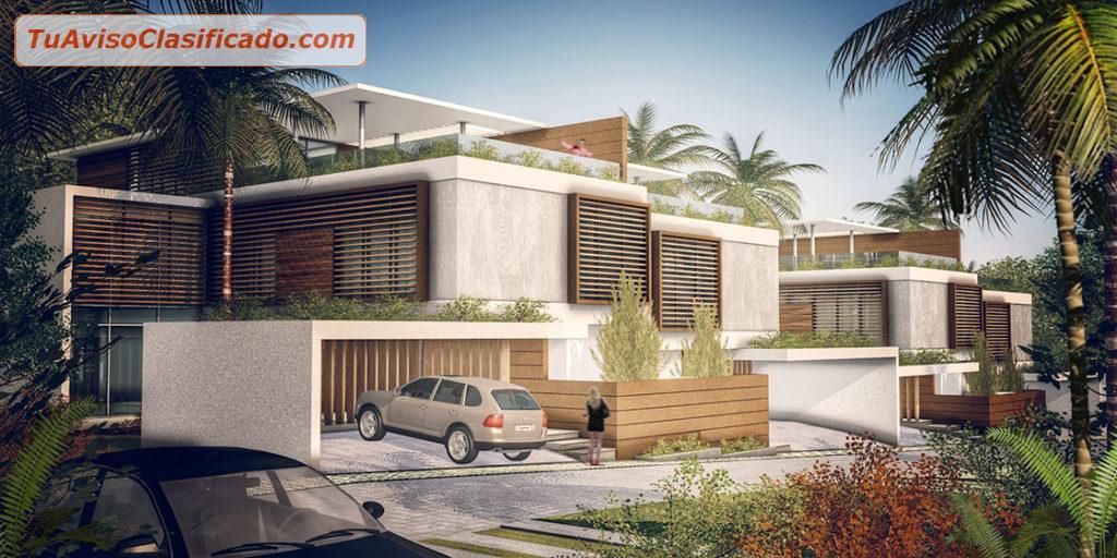 Proyecto de casas de lujo en Los Pinos de Arroyo Hondo - Inmuebles...