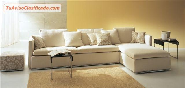 Moderno Sofa Seccional Hermosa Combinacion Mobiliario Y