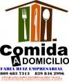 Almuerzos Empresariales a domicilio Fabia Ruiz