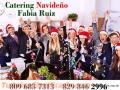 Catering Navideño 2019 Fabia Ruiz