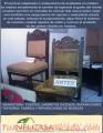 Fábrica de Muebles, tapicería y ebanistería, restauración y retapizado