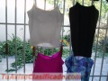 BLUSAS FEMENINAS DE HOMBRITOS, COLORES LISOS Y FLOREADOS,
